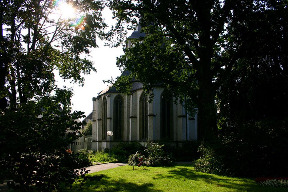 Jakobikirche Lippstadt Außenaufnahme 1