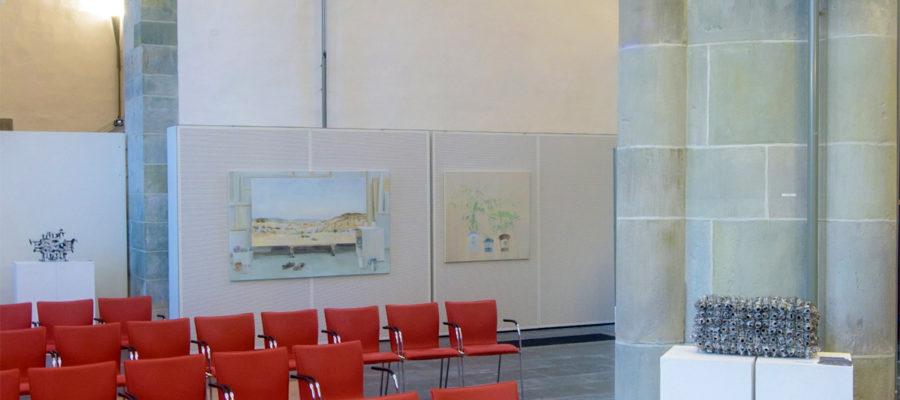 Panorama Ausstellung Jakobikirche