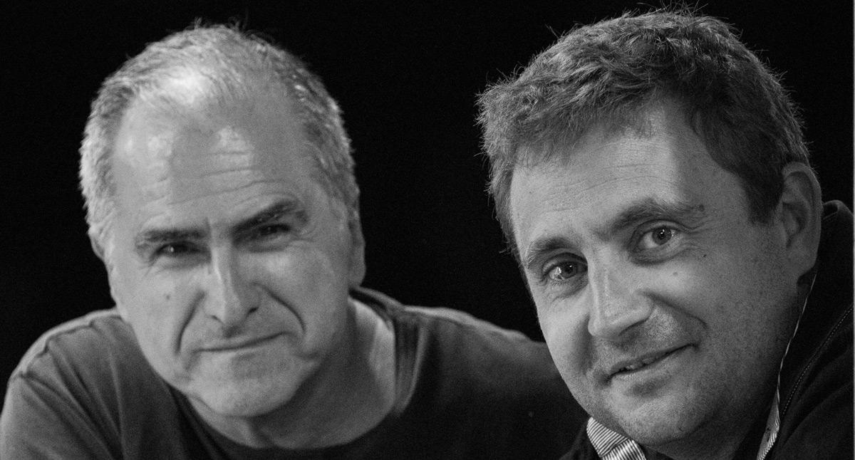 Enrico Pieranunzi und Thomas Fonnesbæk